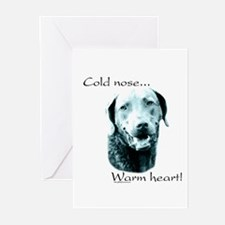 Chessie Warm Heart Greeting Cards (Pk of 10)