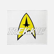 TrekkieA NEW Throw Blanket