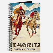 St Moritz Engadin Schweiz 1 Journal