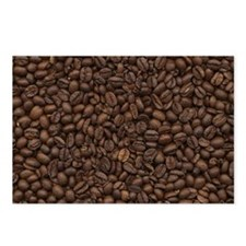 coffee_beans Postcards (Package of 8)