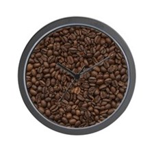 coffee_beans Wall Clock