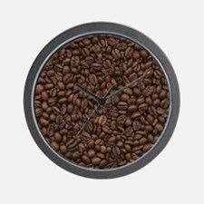 coffee_beans Wall Clock