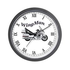 wingman-white-classic-wall-clock-2700px Wall Clock