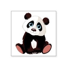 "pando Square Sticker 3"" x 3"""