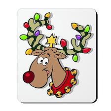 reindeer2 Mousepad