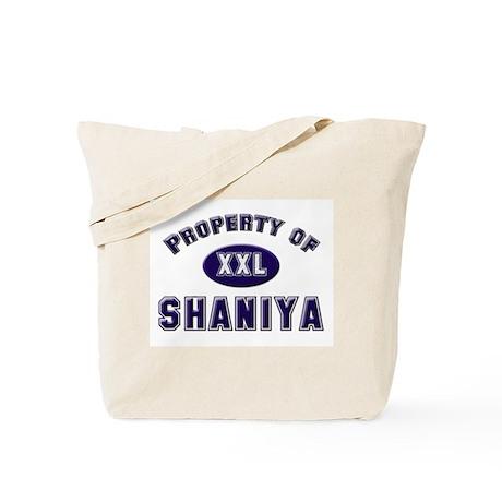Property of shaniya Tote Bag