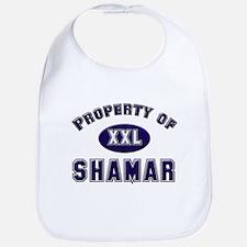 Property of shamar Bib