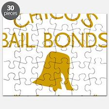 Chicos Bail Bonds Gold Puzzle