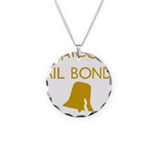 Chicos Bail Bonds Gold Necklace