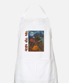 heads will roll Apron