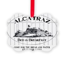 ALCATRAZ BB Ornament