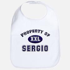 Property of sergio Bib