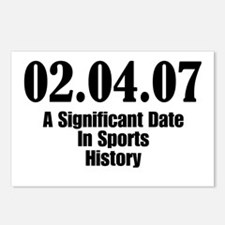 Sports History Postcards (Package of 8)