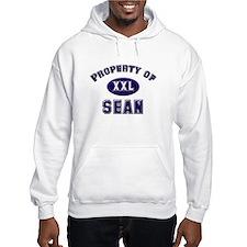 Property of sean Hoodie