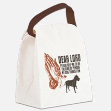 American-Staffordshire-Terrier19 Canvas Lunch Bag