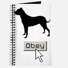 Dogo-Argentino15 Journal