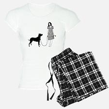 Dogo-Argentino11 Pajamas