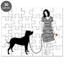 Dogo-Argentino11 Puzzle