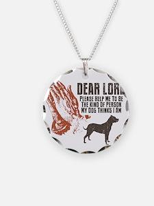 Dogo-Argentino19 Necklace