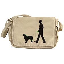 Australian-Shepherd34 Messenger Bag