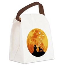 Beagle22 Canvas Lunch Bag