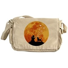 Beagle22 Messenger Bag