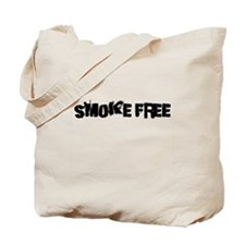 smokefree Tote Bag