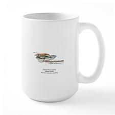 Heddon Bucktail Mug