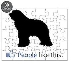 Bergamasco-Sheepdog03 Puzzle