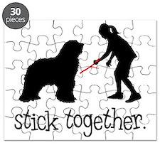 Bergamasco-Sheepdog05 Puzzle