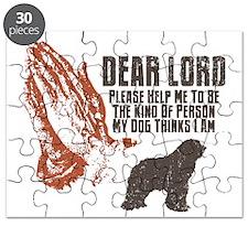 Bergamasco-Sheepdog19 Puzzle