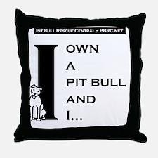 i_own_national2 Throw Pillow