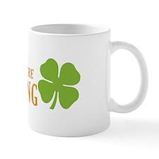 IRISH I Were Drinking Mug