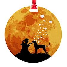 Bluetick-Coonhound22 Ornament