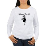 Mom To Be Women's Long Sleeve T-Shirt