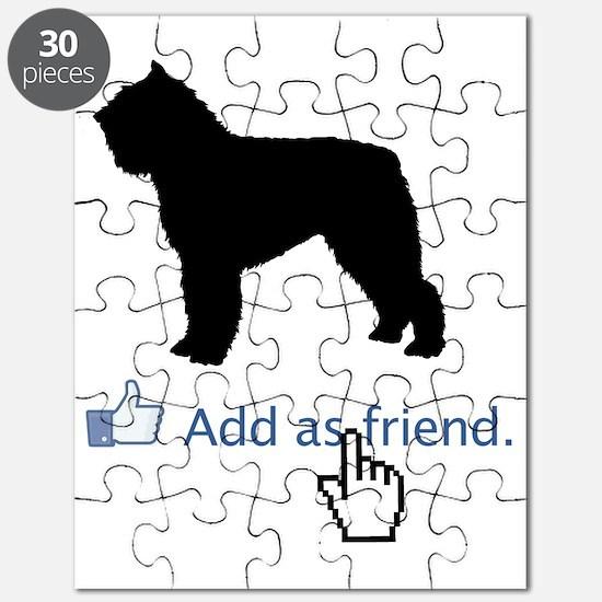Bouvier-des-Flandres13 Puzzle