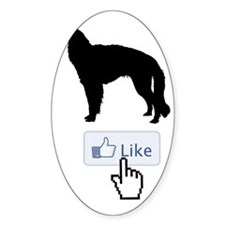 Borzoi20 Decal