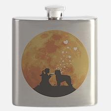 Bouvier-des-Flandres22 Flask