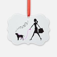 Border-Terrier32 Ornament