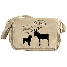 Bouvier-des-Flandres36 Messenger Bag