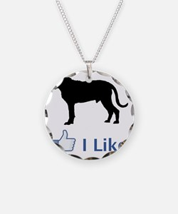 Bullmastiff01 Necklace