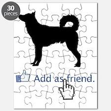 Canaan-Dog13 Puzzle