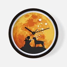 Cane-Corso22 Wall Clock