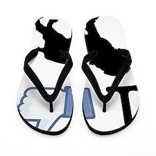 Bulldog26 Flip Flops