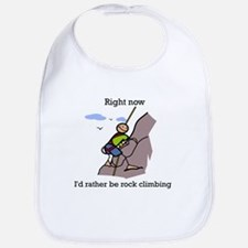 Right now i'd rather be rock Bib