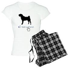 Chinese-Shar-Pei13 Pajamas