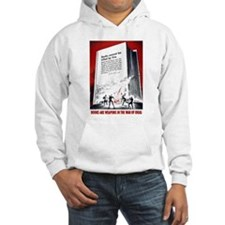 Books Are Weapons Hoodie