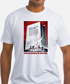 Books Are Weapons Shirt