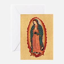 guadalupe_sb Greeting Card