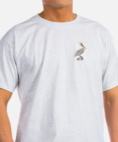 pelican  Ash Grey T-Shirt